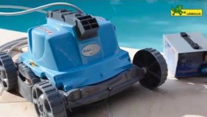 Robot autonome piscine robotclean 1 for Robot piscine electrique autonome