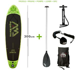 Paddle gonflable 300 cm