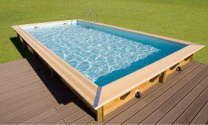 piscine bois 2x5