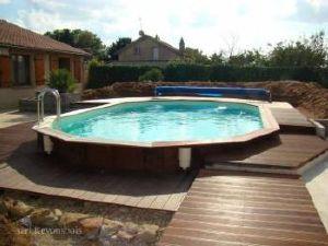 Echelles et rampes pour piscine for Piscine durapin