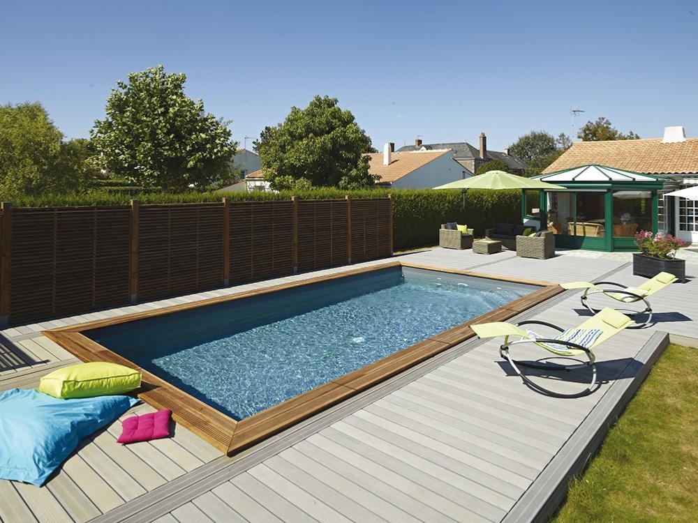 piscine bois maeva